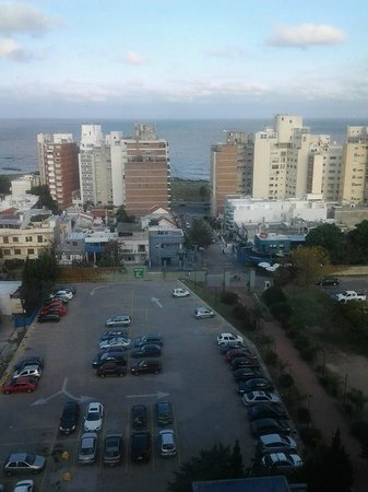 Hotel Sheraton Montevideo: Vista da suite 1401