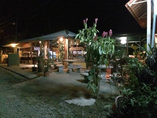 El Arado Restaurant: View from street