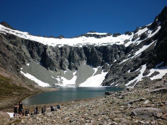 Lake Jacob: ascenso por jacob