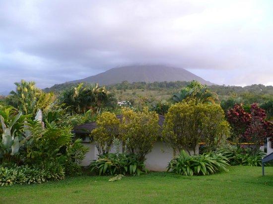 Arenal Paraiso Hotel Resort & Spa: Vista