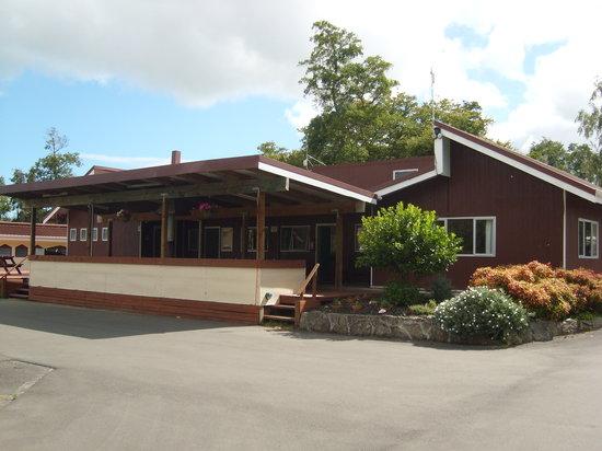Whanganui River Top 10 Holiday Park: Fantastic Communal Facilities