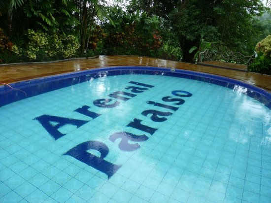 Arenal Paraiso Hotel Resort & Spa: Piscina