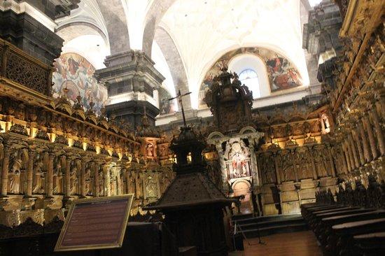 Catedral del Cuzco o Catedral Basílica de la Virgen de la Asunción: Vista interna