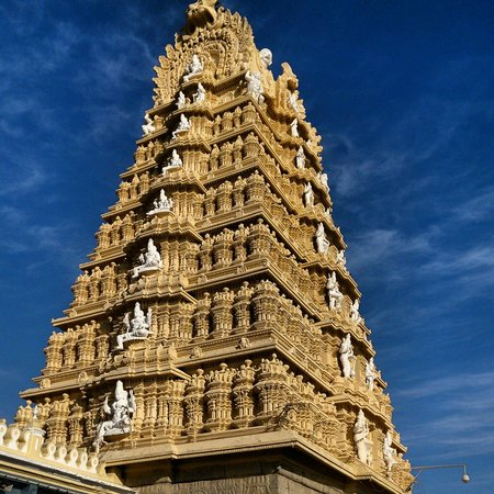 Chamundeshwari temple - Picture of Sri Chamundeshwari ...