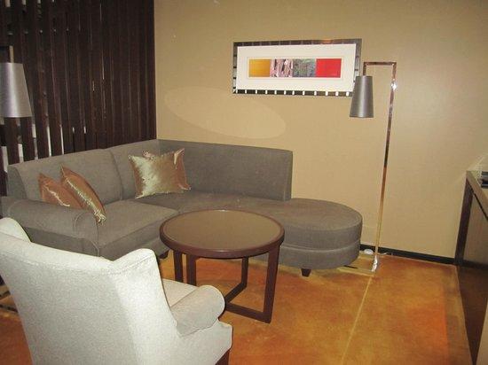 Hotel Granvia Kyoto : Lounge area