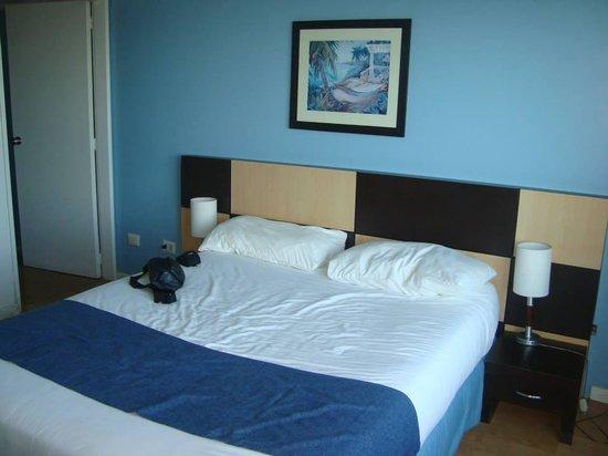 Playa Grande Caribe Hotel & Marina: Habitacion