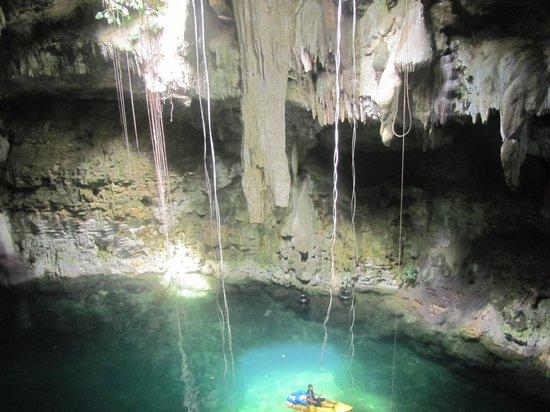 Viva Wyndham Maya : cenotes maya