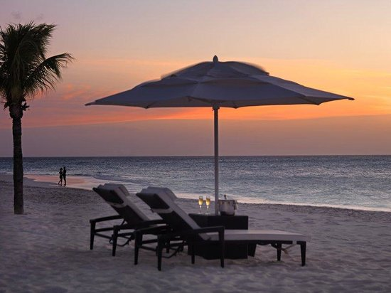 Bucuti & Tara Beach Resort Aruba: Romance Sunset