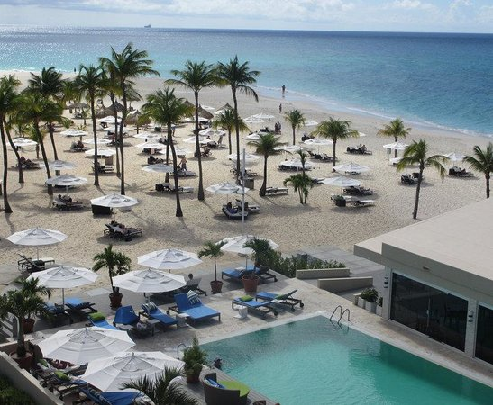 Bucuti & Tara Beach Resort Aruba: Pool and Beach