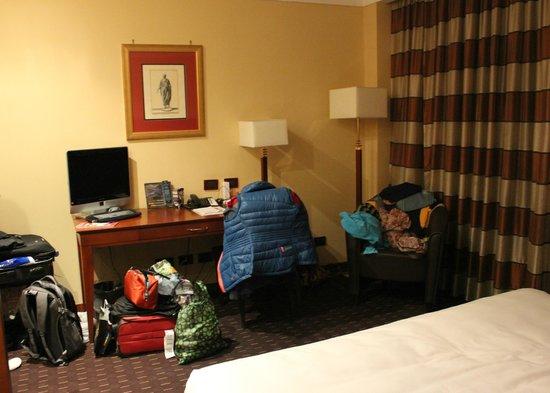 Hotel Capannelle: Номер довольно уютный и большой