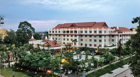 Sokha Angkor Resort: MainBuilding