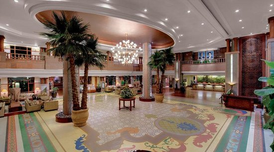 Sokha Angkor Resort: Lobby