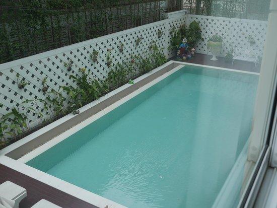 Royal Pavilion Hua Hin: Nice pool