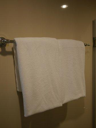Royal Pavilion Hua Hin: Towels are provided