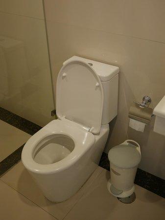 Royal Pavilion Hua Hin : WC