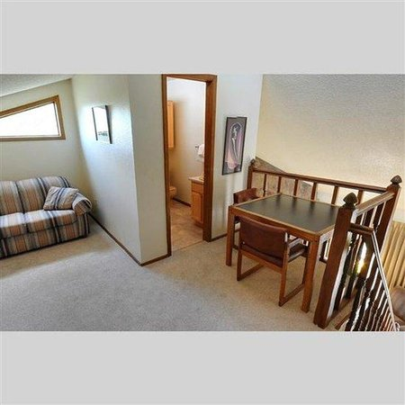 Twin Rivers Condominium: Upstairs