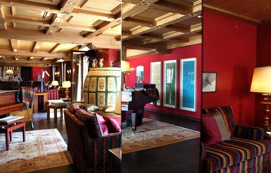 Kristiania Lech: Rote Bar