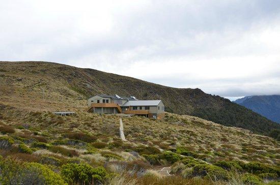 Kepler Track: Luxmore Hut