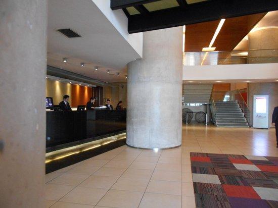 Atton Hotel El Bosque: Lobby of Hotel