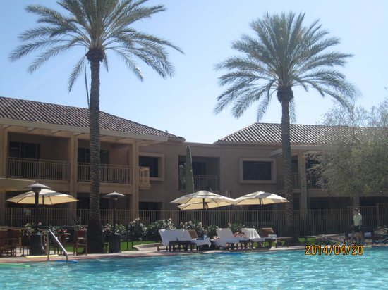 The Phoenician, Scottsdale: cabin suites