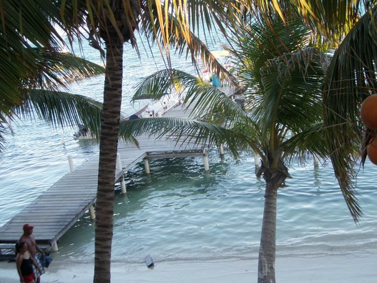 SunBreeze Suites: View from balcony
