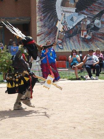 Indian Pueblo Cultural Center : Pueblo Dance