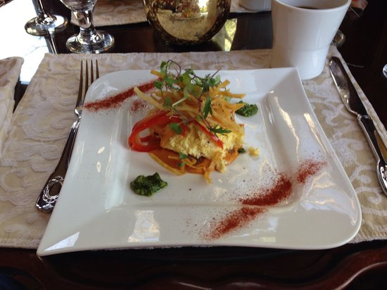 Biltmore Village Inn : Breakfast