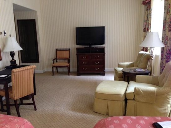 The Fairmont Olympic Seattle : Large Room