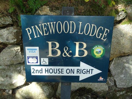 Pinewood Lodge : указатель