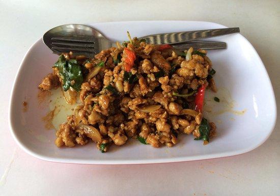 Lanta Restaurant: Minced Pork
