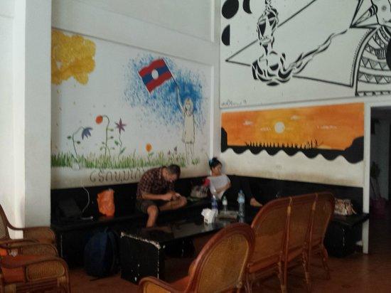 Dream Home Hostel 2: Common area