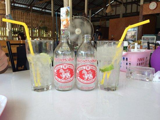 Lanta Restaurant: Man kann hier sehr gesund genießen