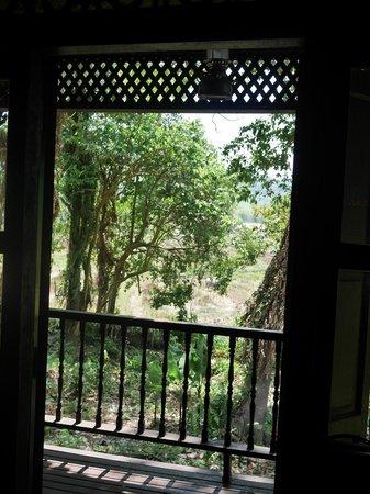 Kampung Tok Senik Resort Langkawi: Balcony
