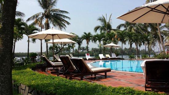Hoi An Beach Resort : pool