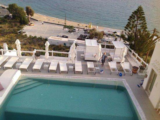 Grace Mykonos Hotel: Grace hotel is very very nice!!