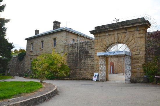 Beechworth Gaol Unlocked