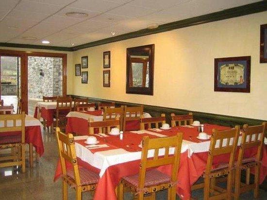 Gran Hotel Benasque: Restaurant