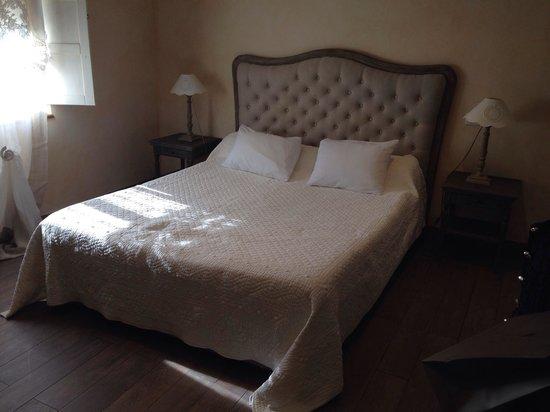 Manoir des Douets Fleuris : Bedroom