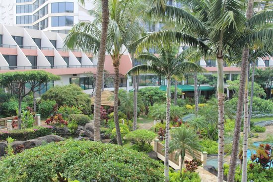 Marriott's Maui Ocean Club  - Lahaina & Napili Towers: Hotel grounds