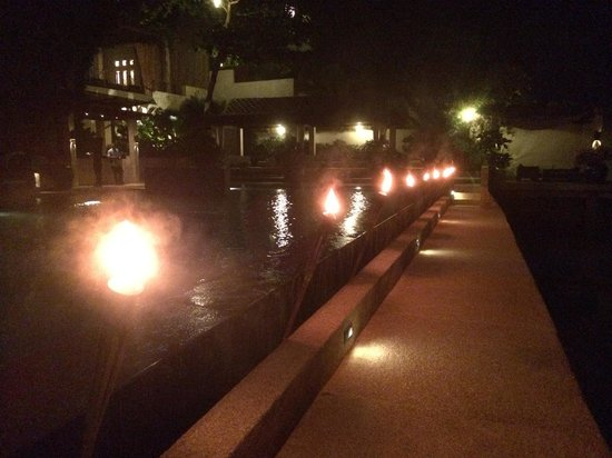 Abaca Boutique Resort : Diner