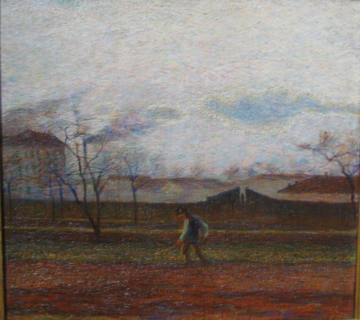 Galleria Nazionale d'Arte Moderna (GNAM): Umb. Boccioni