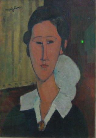 Galleria Nazionale d'Arte Moderna (GNAM): Amadeo Modigliani