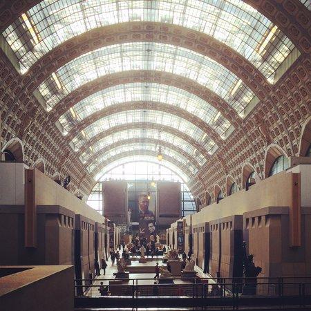 Musée d'Orsay : d'Orsay April 2014