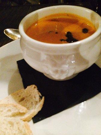 Le Mat : Sopa tomate