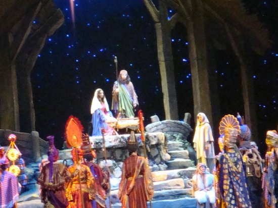 Radio City Music Hall : SHOW DE NATAL