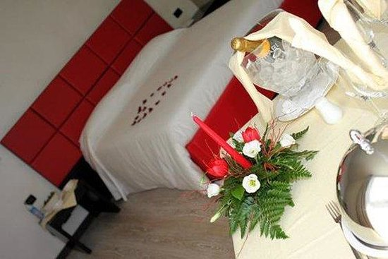 Park Hotel Cassano: Guesto Room