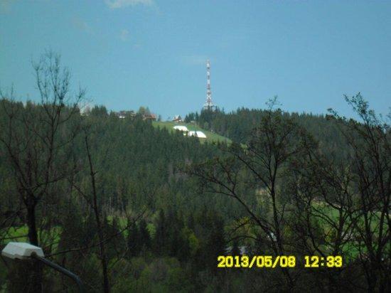 Gubalowka: Widok od Koscieliskiej