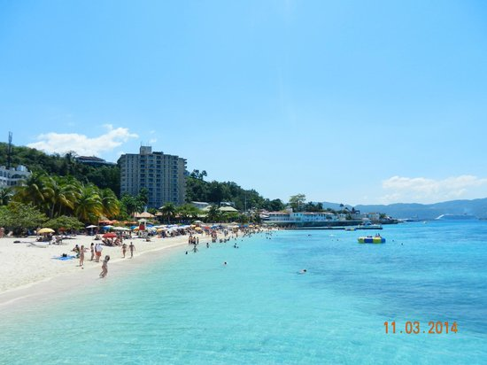 Montego Bay Doctor S Cave Beach And Margaritaville Picture Of