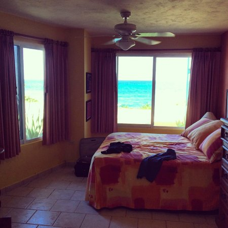 Casitas del Mar: The view!