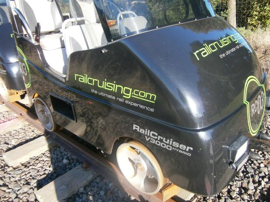 Railcruising: RAIL CARS
